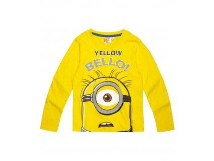 Mimoni Minions tričko žluté