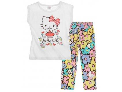 Hello Kitty legíny s tričkem