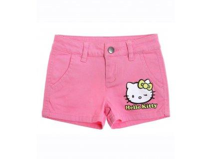 Hello Kitty kratasy růžové
