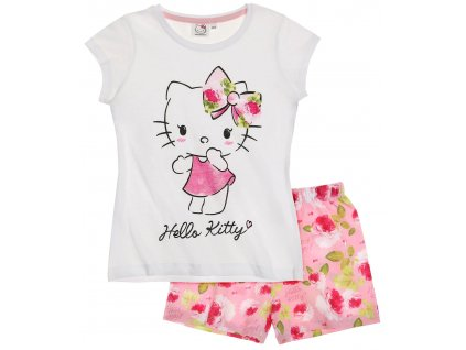 Hello Kitty komplet s kratasy