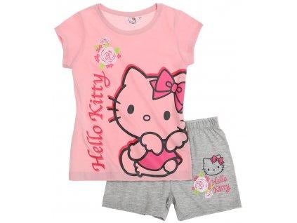 Hello Kitty bavlněný komplet