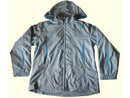 Dámská sportovní bunda Wolf, světle modrá