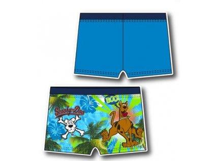 Scooby Doo plavky modré