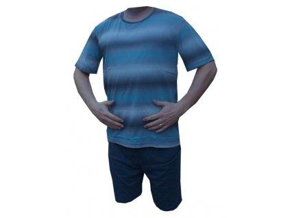 Pyžamo s krátkou nohavicí