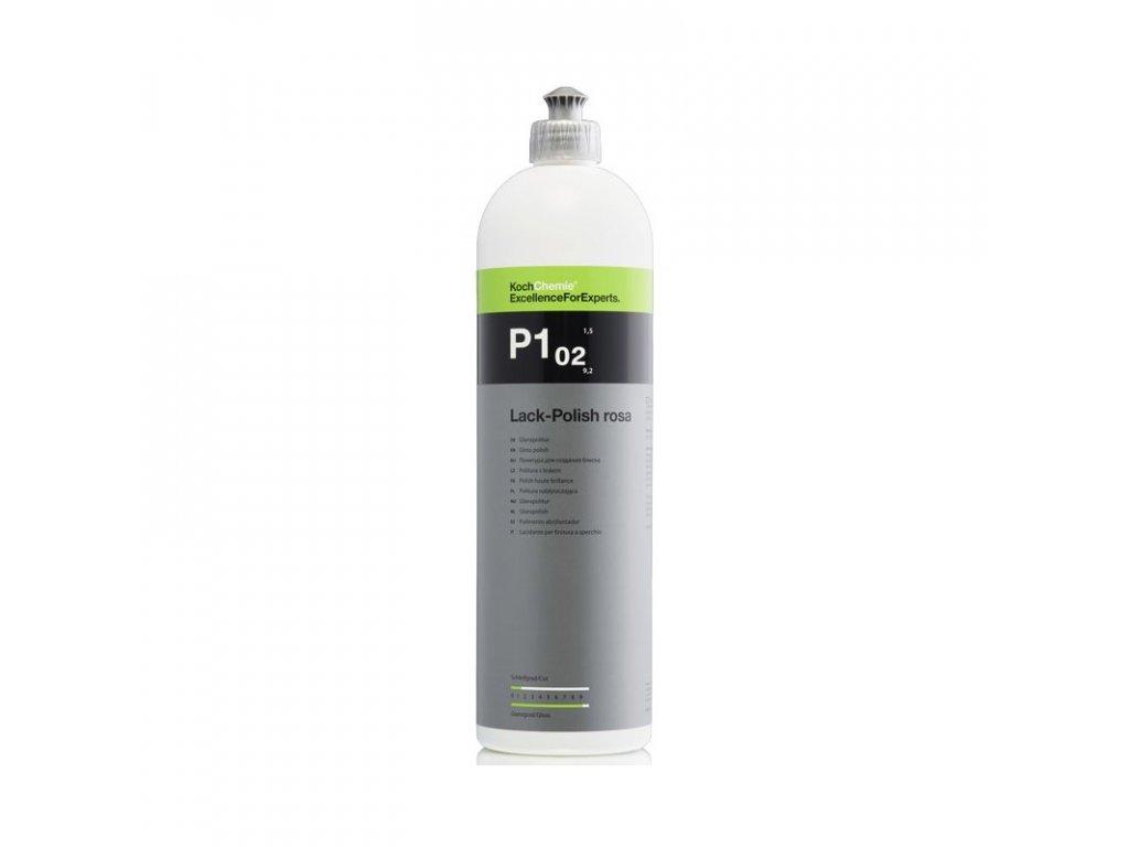 kochchemie lack polish rosa p102