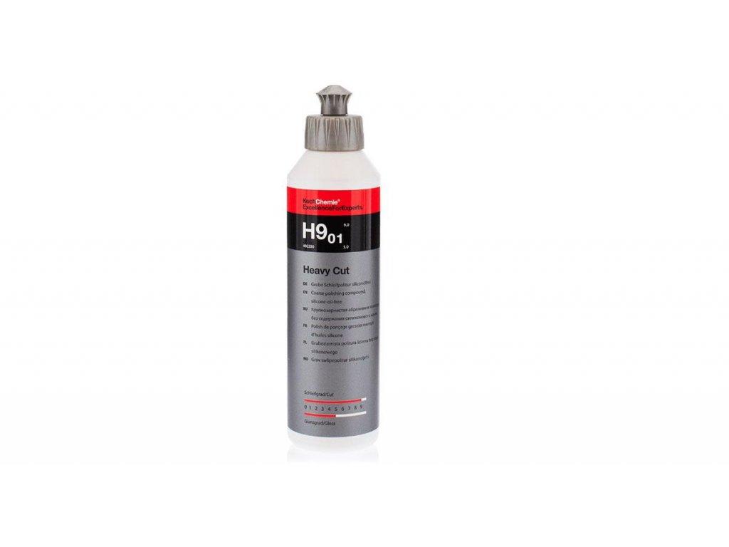 Koch Chemie Heavy Cut H9.01 250ml Hrubá brusná politura