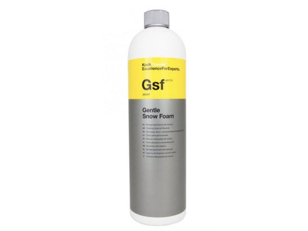 Koch Chemie Gentle snow foam 1 L PH neutrálna pena, šampón