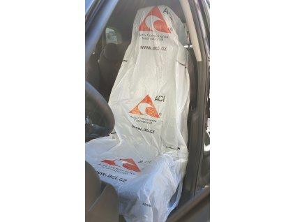 Poťah - Ochranná fólia na sedadlo