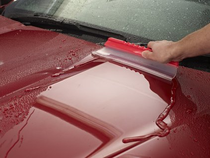 Hi Tech Flexi Water Blade, remove water from paintwork