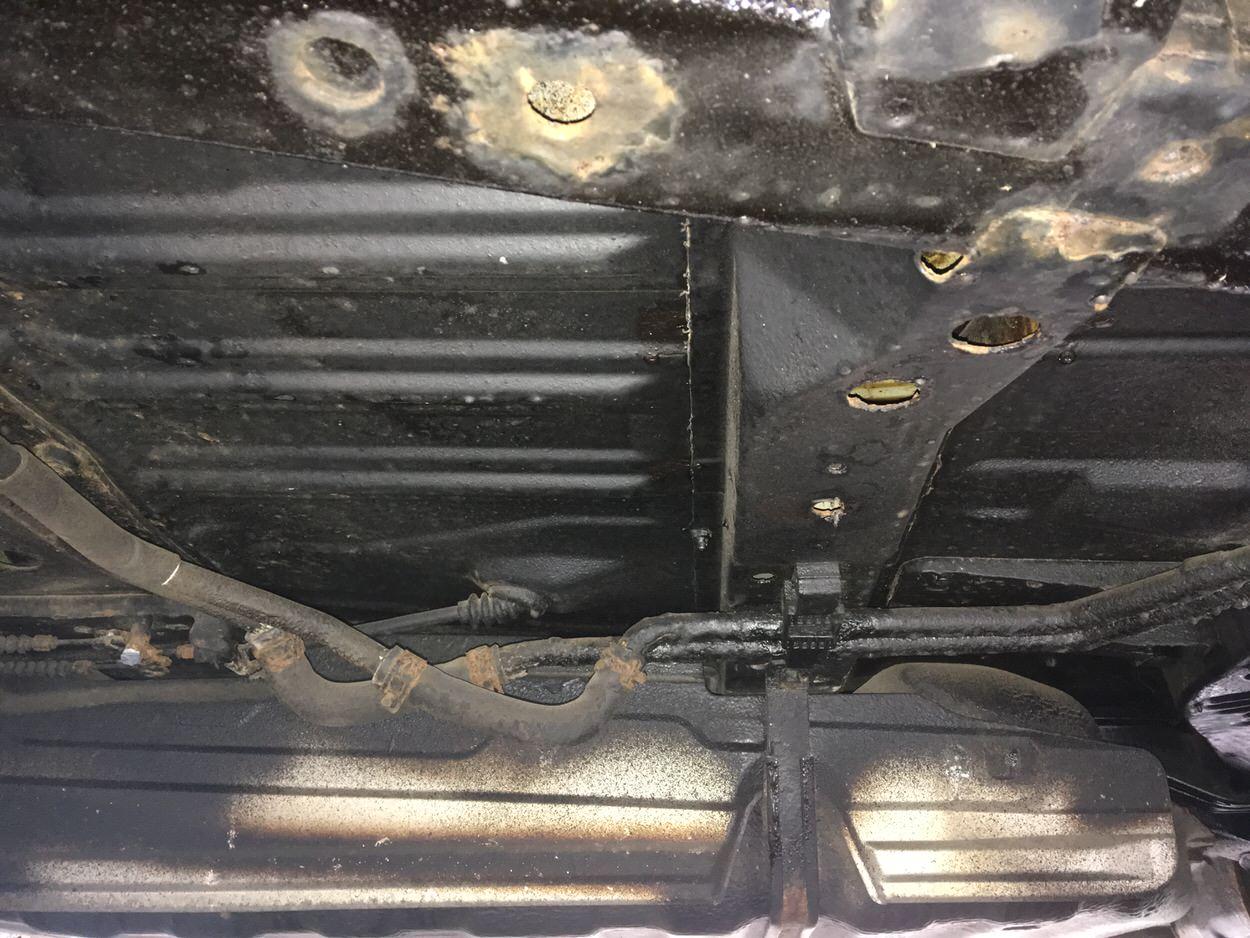 XCP Rust Blocker jako ochrana podvozku
