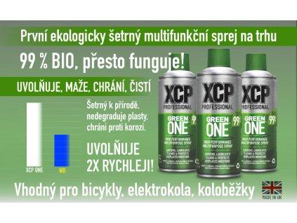 XCP Green reklama