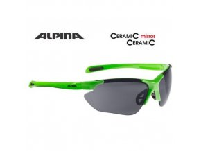 Okuliare ALPINA Jalix (green-black)