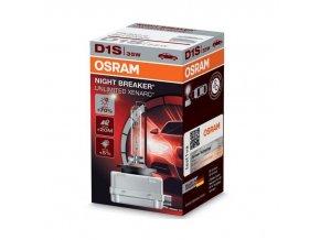 OSRAM Xenarc Night Breaker Unlimited D1S 1