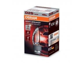 OSRAM Xenarc Night Breaker Unlimited D2S 1