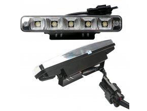 LED světla 5 LED (5W)