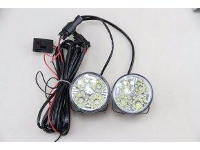 LED světla 4 LED (4W)