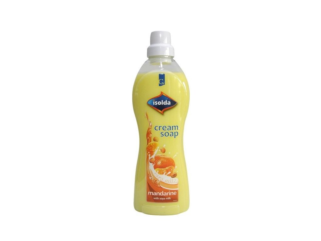 tekute mydlo isolda mandarinka