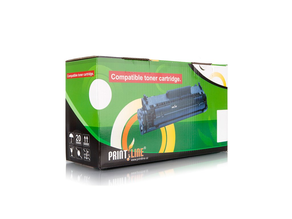 Kompatibilní toner s HP CE255X. černý