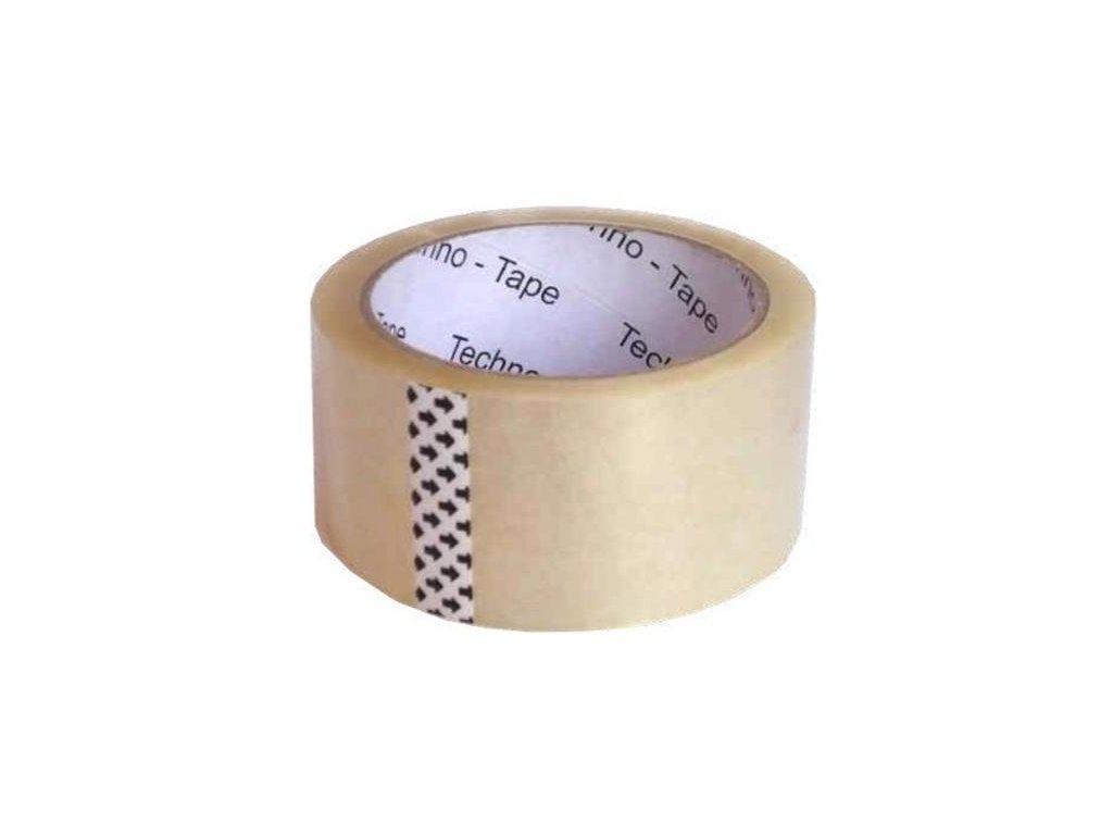 Lepící páska 48mm x 66m - Transparent - Premium