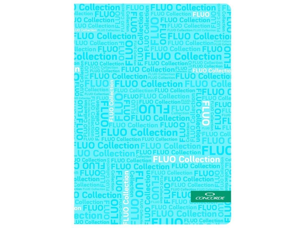Záznamní kniha A4 linkovaná 100 listů