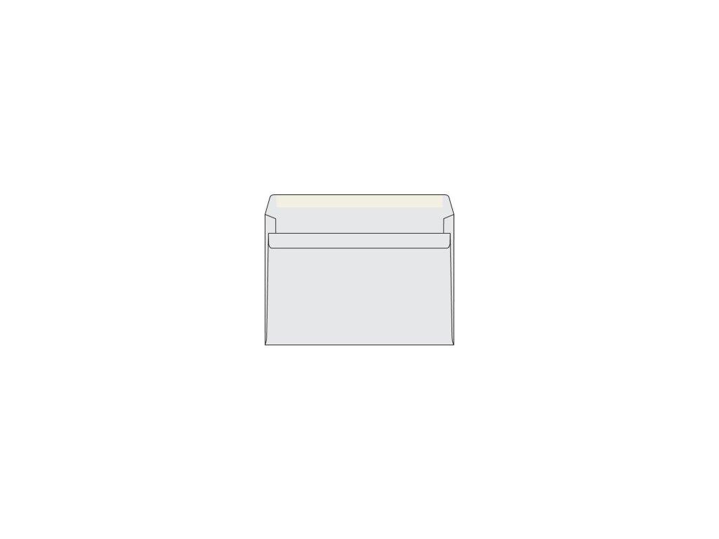 Obálky C5 samolepící bílé 1000ks