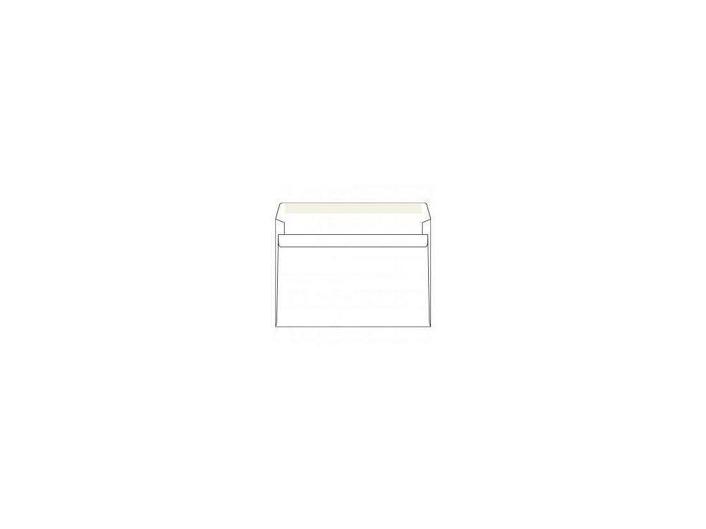 Obálky C5 samolepící bílé 500ks