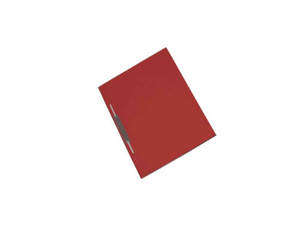 Rychlovazač obyčejný celý A4 ROC prešpánový - červený