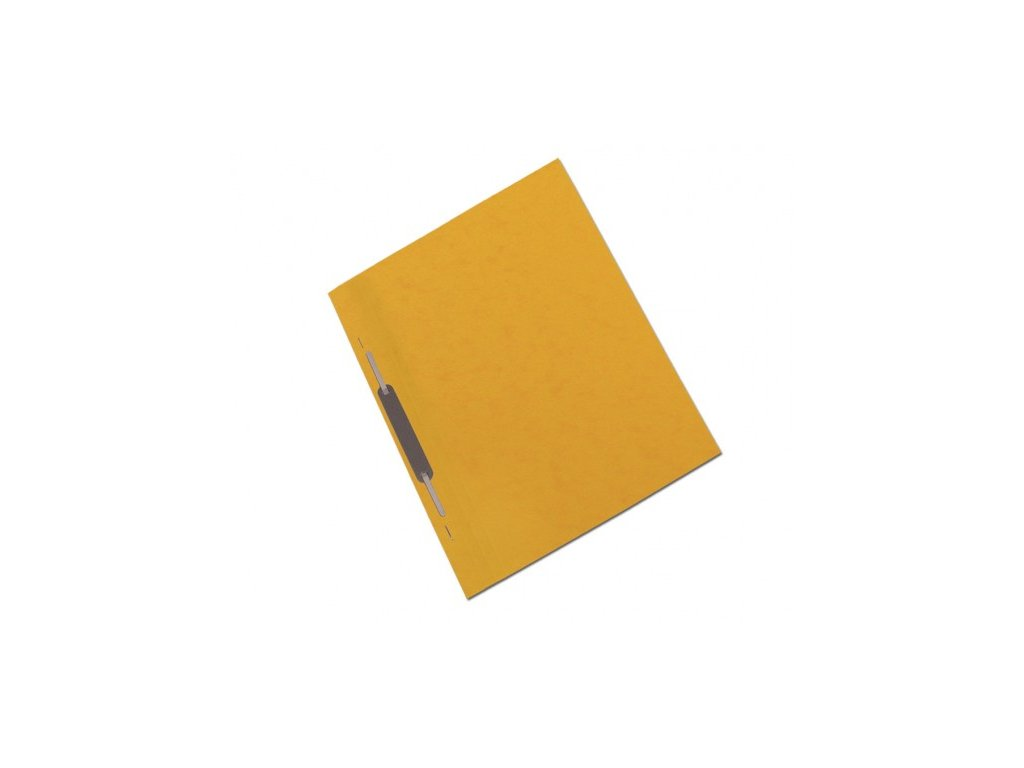 Rychlovazač obyčejný celý A4 ROC prešpánový - žlutý