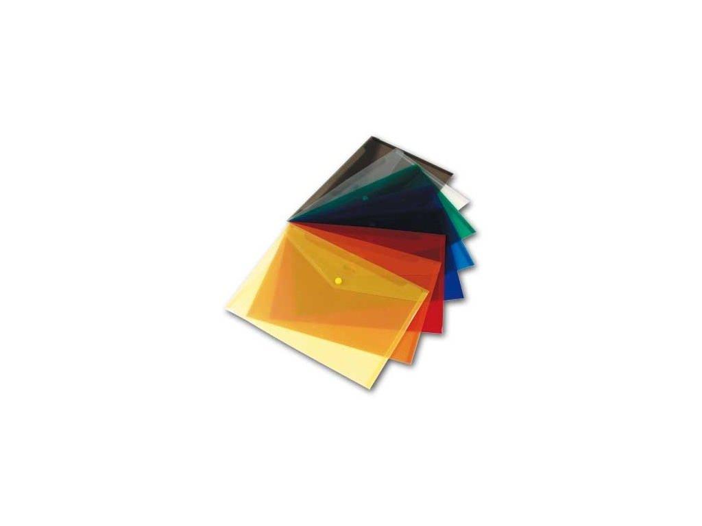 Spisové desky  - plastová obálka s drukem A5
