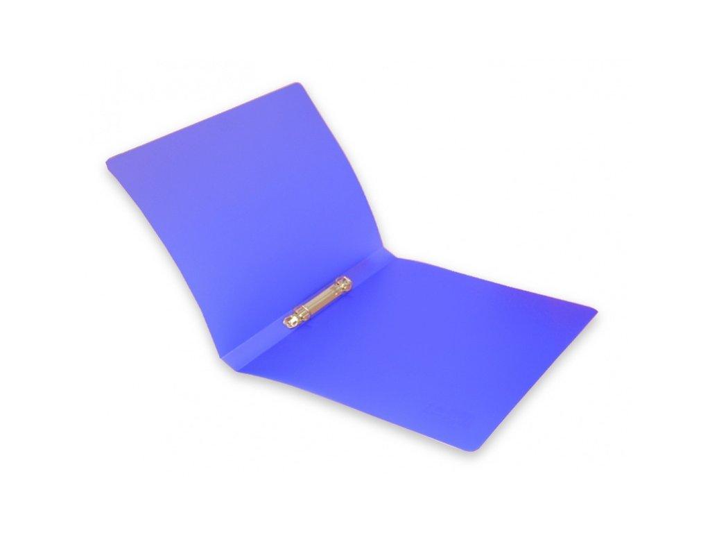 Pořadač 2 kroužkový Opaline 2cm modrý