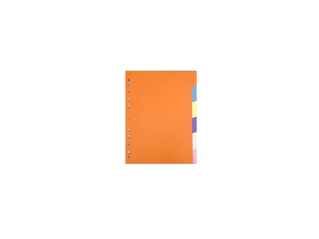 Rozdružovač A4 6 barev