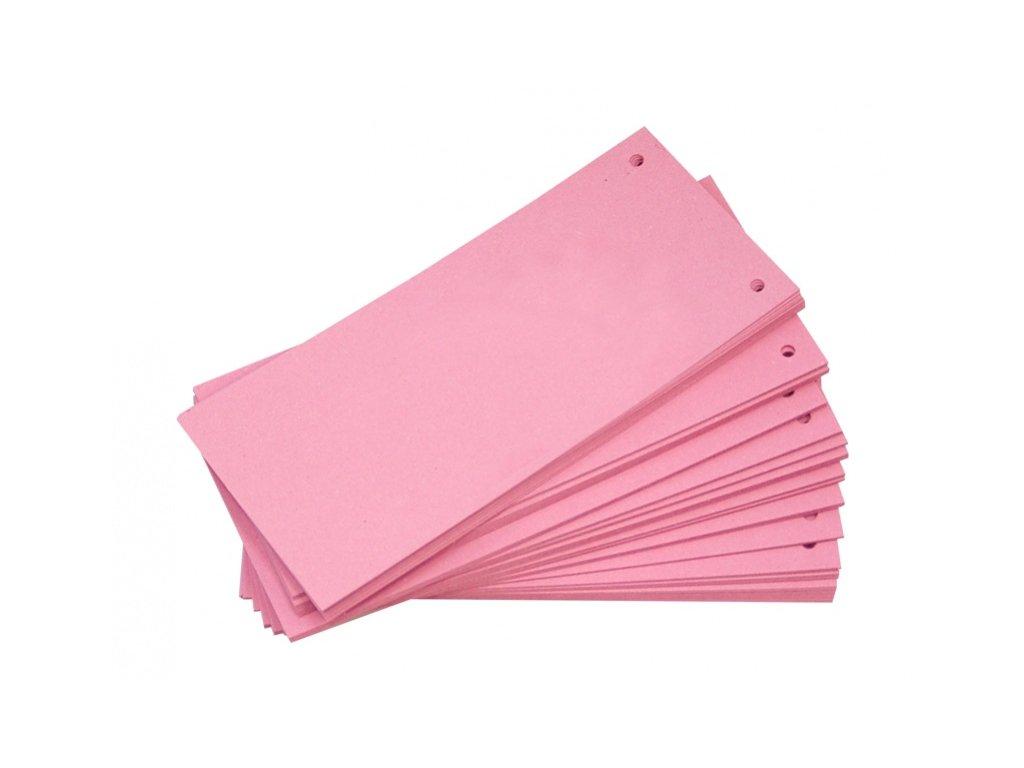 Rozdružovač 10x24 růžový Classic 100ks