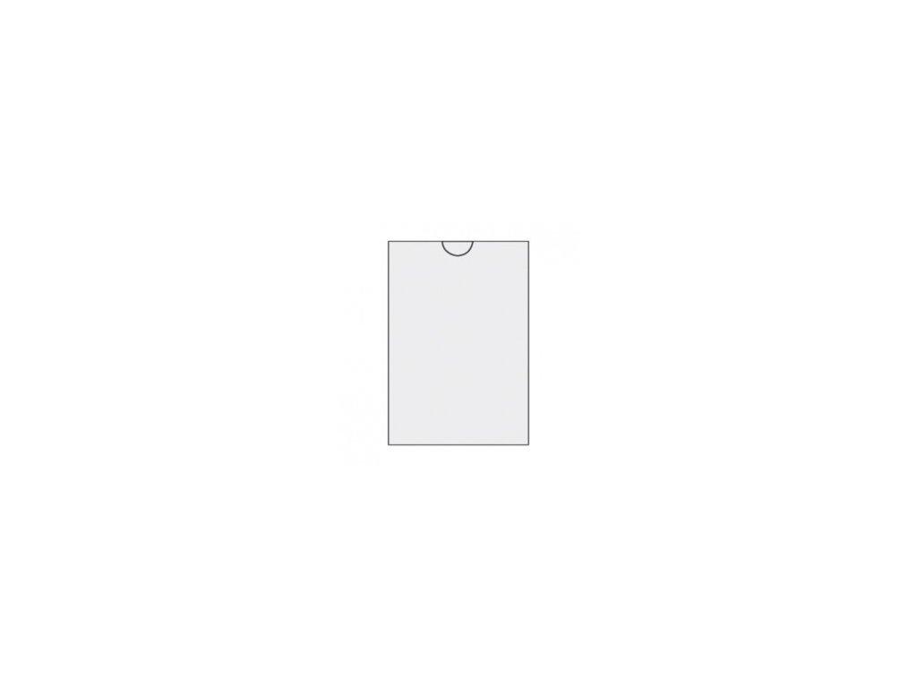 Pouzdro 90x60 mm, s výsekem - kreditní karta