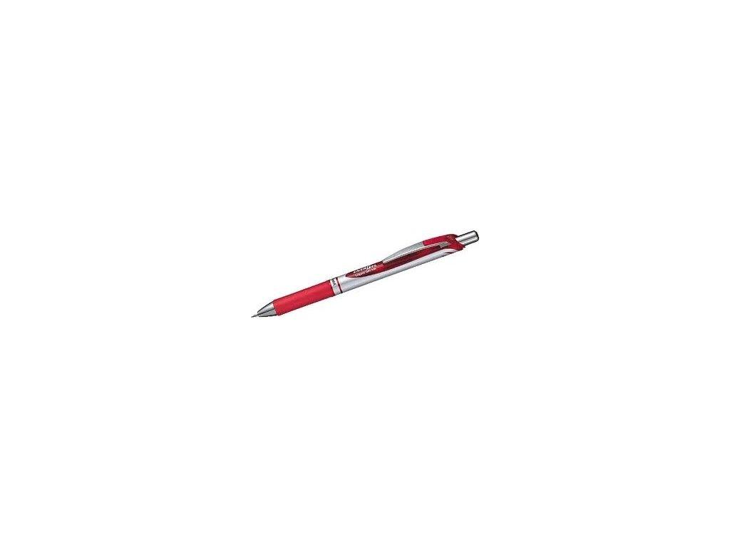 Pero kuličkové Pentel BL77-B 0,7mm červená