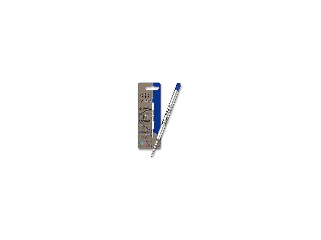 Náplň Parker KT Quink, 0,5mm F - modrá