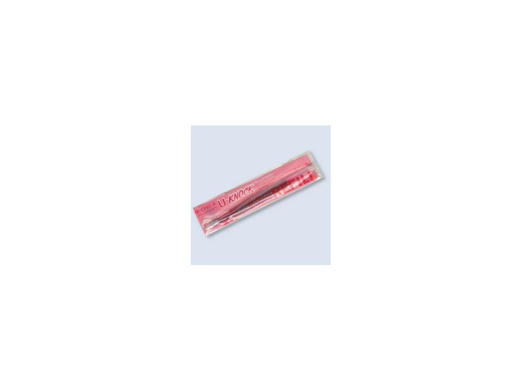 Náplň pro pero U-Knock červená 0,5mm
