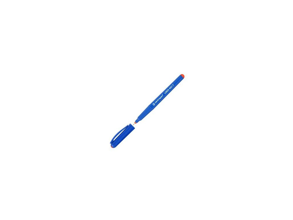 Liner Centropen 4621 červený 0,3 mm