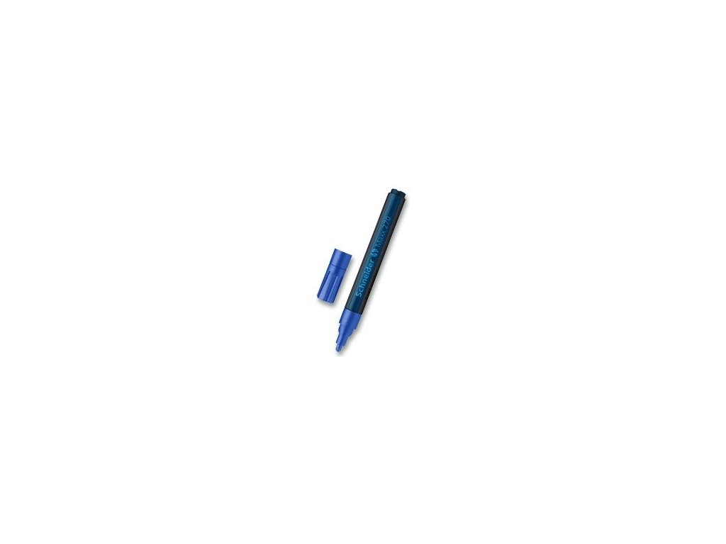 Popisovač Schneider Maxx 270 lakový, 1-3 mm - modrý