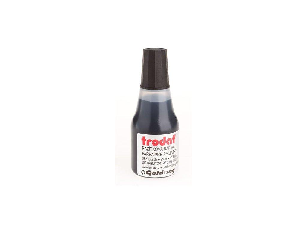 Razítková barva Trodat 7010 černá