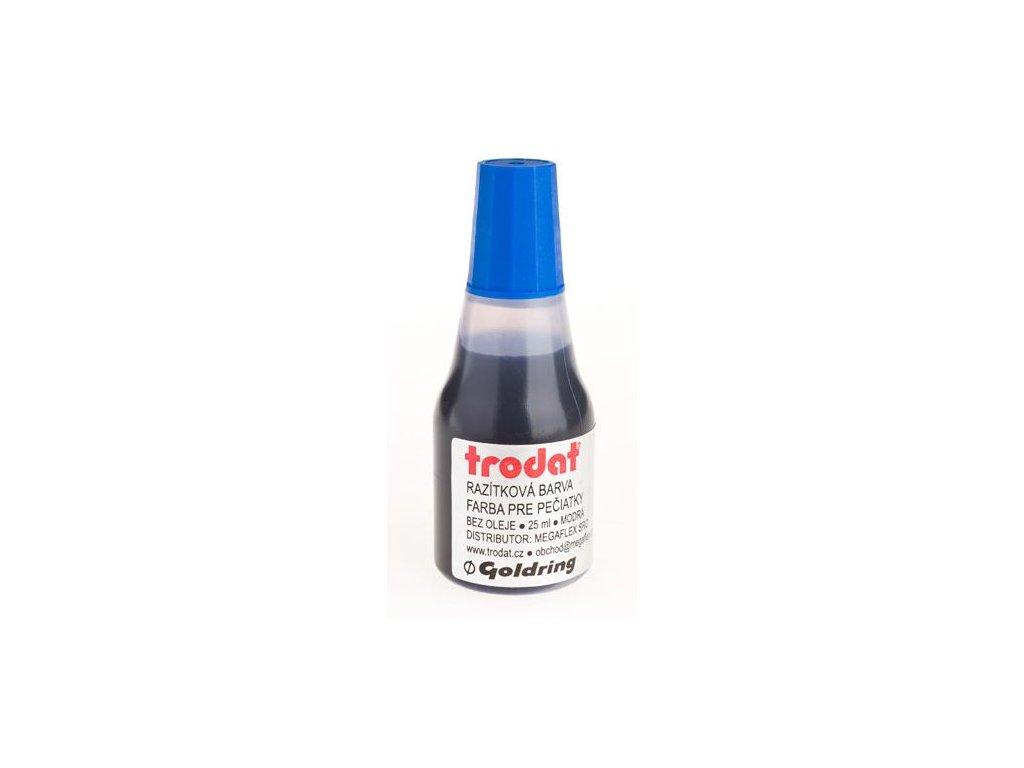Razítková barva Trodat 7010 modrá