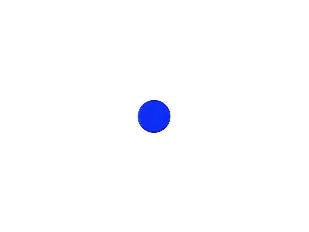 Magnet kulatý průměr 20 mm, modrý