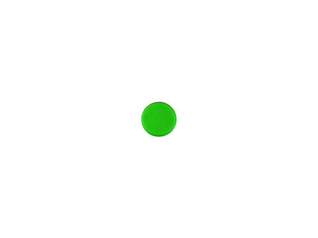 Magnet kulatý průměr 20 mm, zelený