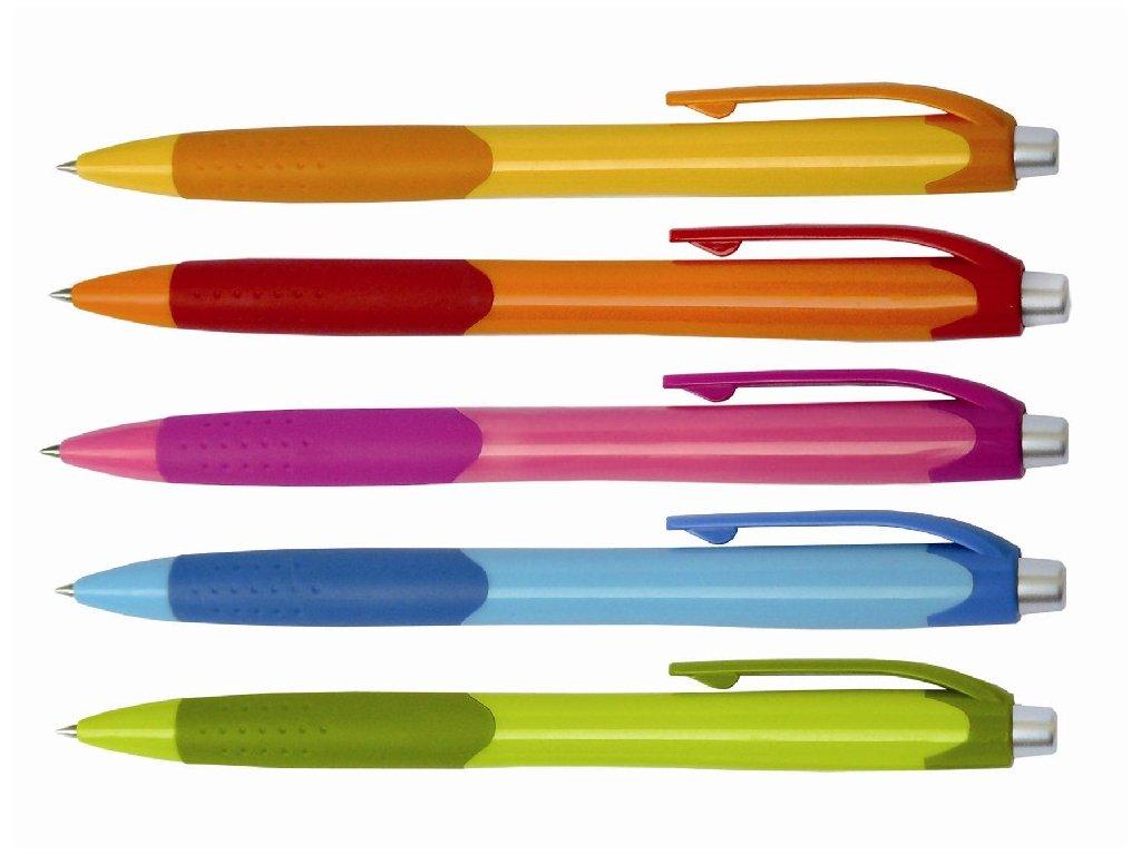 Pero kuličkové Spoko Fruity 0,5mm - MIX barev