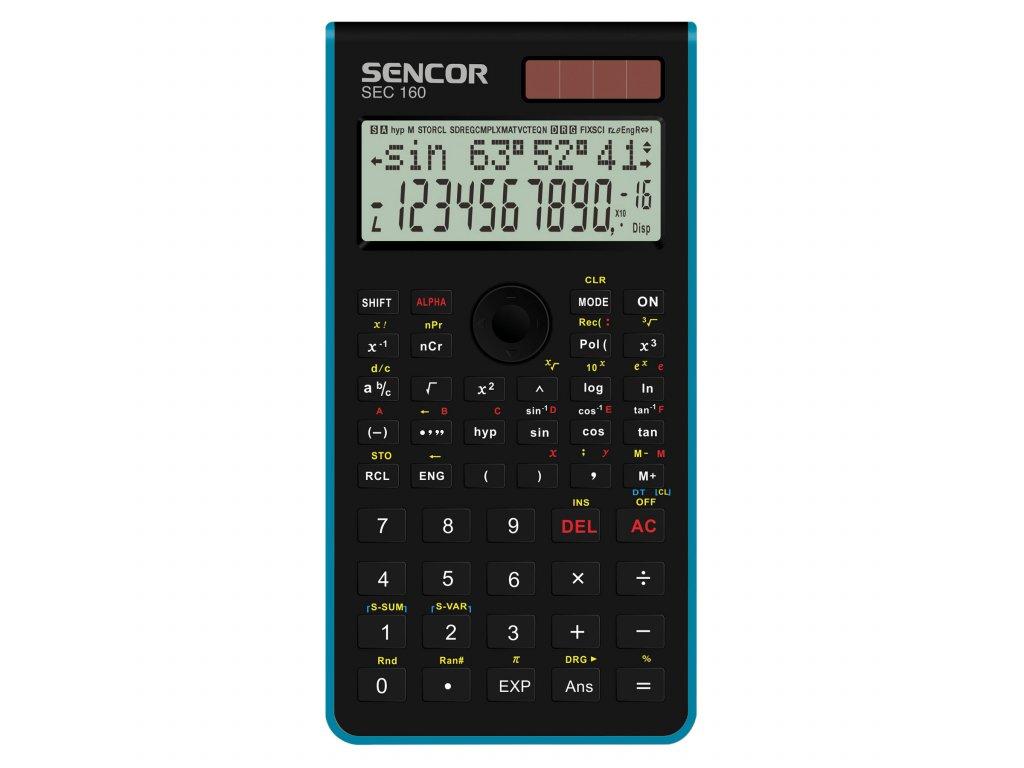 Kalkulačka Catiga 103CS, vědecká