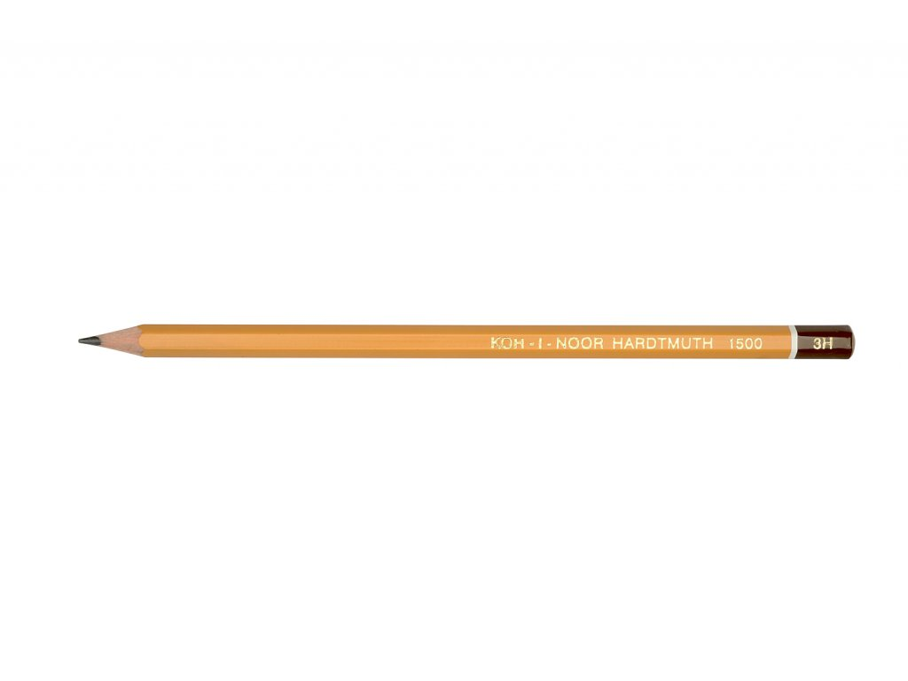 Tužka grafitová KOH-I-NOOR 1500 3H