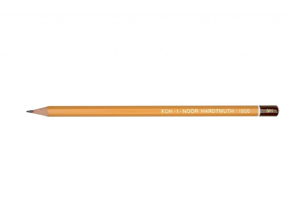 Tužka grafitová KOH-I-NOOR 1500 5H