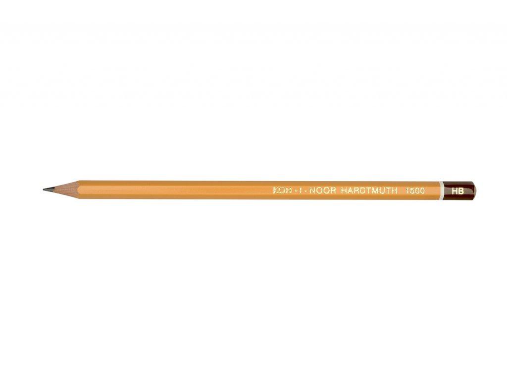 Tužka grafitová KOH-I-NOOR 1500 HB