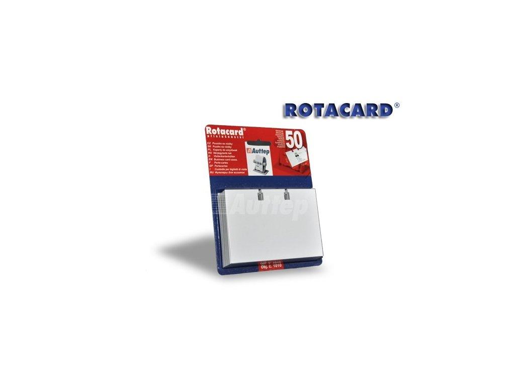 Náhradní listy do Rotacard 50ks