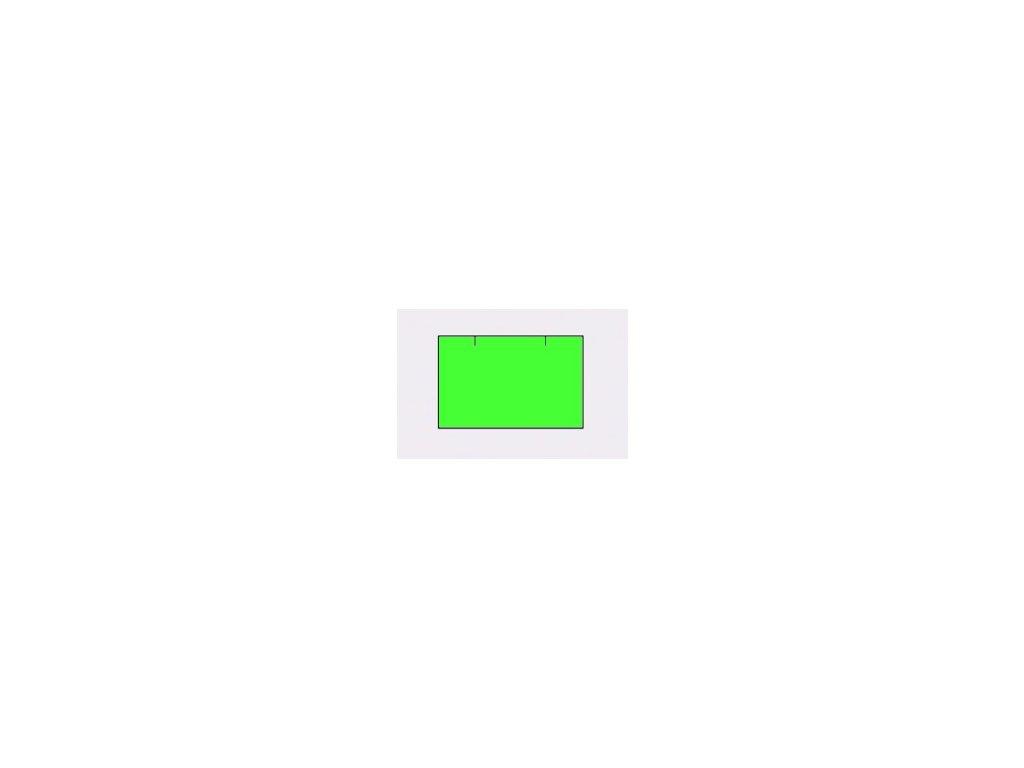 Etikety Contact 25 x 16mm zelené