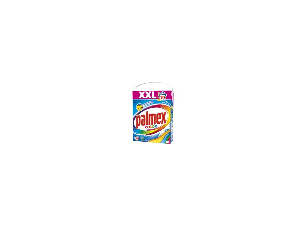 Palmex Color, na barevné, 70 dávek